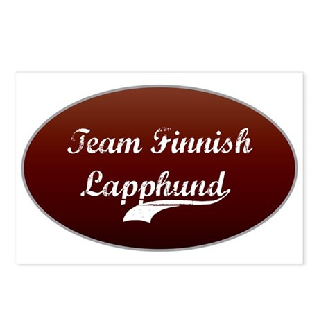 Team Lapphund Postcards (Package of 8)