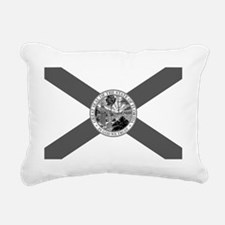 Flag of Florida Rectangular Canvas Pillow