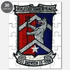 uss brewton de patch transparent Puzzle