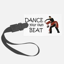 Dance to your own Beat Luggage Tag