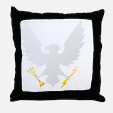 Spartan Logo Throw Pillow