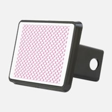 Breast Cancer Awareness Pi Hitch Cover