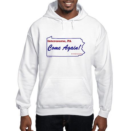 Intercourse Pennsylvania Hooded Sweatshirt