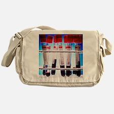 Blood samples Messenger Bag
