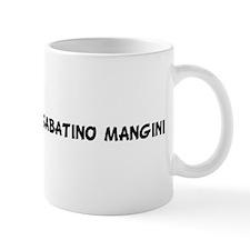 SOON TO BE MRS SABATINO MANGI Mug