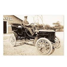 Stanley Steamer car, 1906 Postcards (Package of 8)