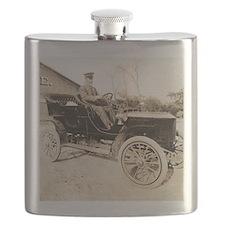 Stanley Steamer car, 1906 Flask
