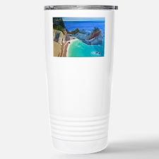 McWay Falls Big Sur Travel Mug