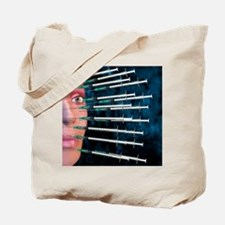 Botox facelift injections Tote Bag