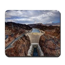Large Hoover Dam Mousepad