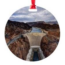 Large Hoover Dam Ornament