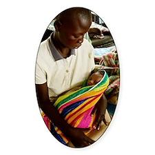 Child and newborn baby Decal