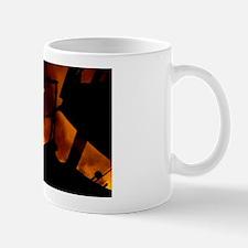 Steel production Mug