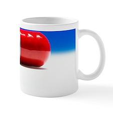 Capsule of broad-spectrum antibiotic dr Mug