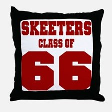 MHS Class Of 1966 Throw Pillow