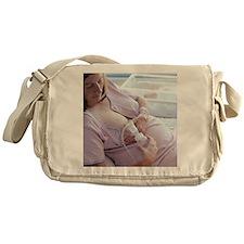 Breast pump Messenger Bag