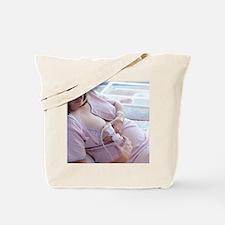 Breast pump Tote Bag