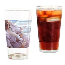 Breast pump Drinking Glass