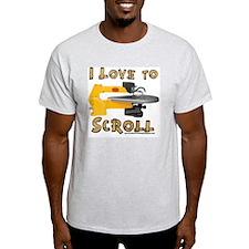 ilovetoscroll T-Shirt