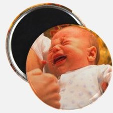 Breast-feeding: baby's crying causes milk f Magnet