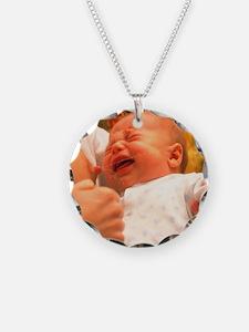Breast-feeding: baby's cryin Necklace