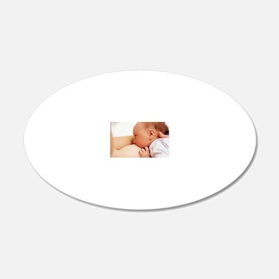 Breastfeeding Wall Decal