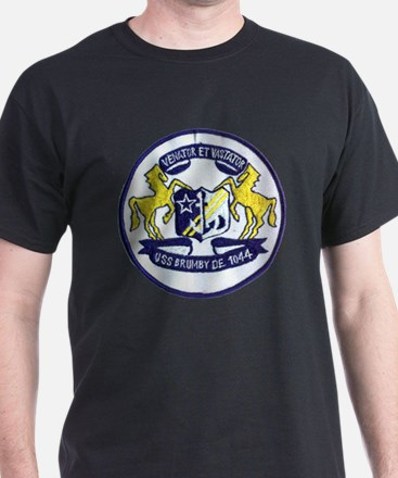 uss brumby de patch transparent T-Shirt