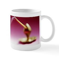 Burning incense Mug