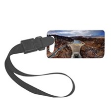 Hoover Dam Luggage Tag