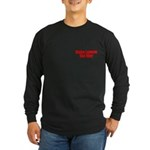 Make Levees, Not War Long Sleeve Dark T-Shirt