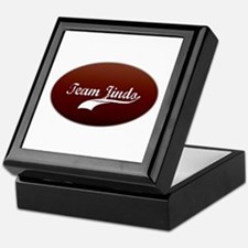 Team Jindo Keepsake Box