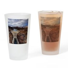 Hoover Dam Drinking Glass