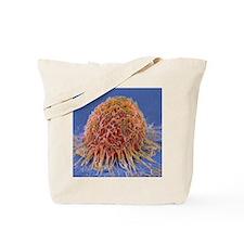 Cervical cancer cell, SEM Tote Bag