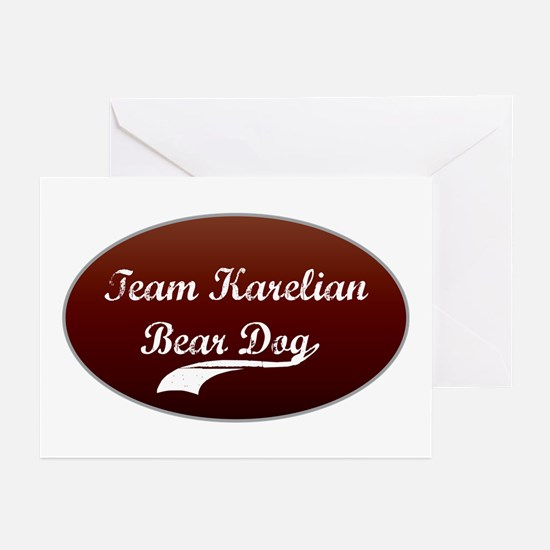 Team Karelian Greeting Cards (Pk of 10)