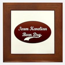 Team Karelian Framed Tile
