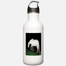 White Horse Water Bottle