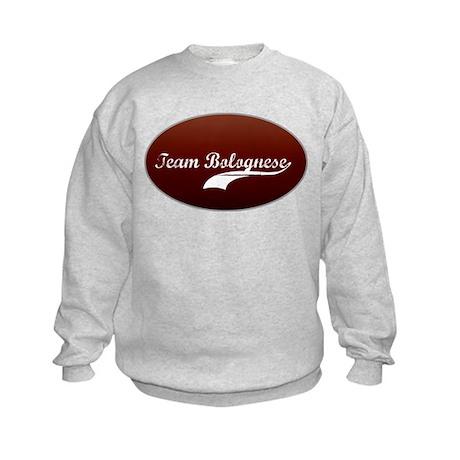 Team Bolognese Kids Sweatshirt