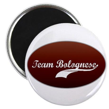 """Team Bolognese 2.25"""" Magnet (100 pack)"""