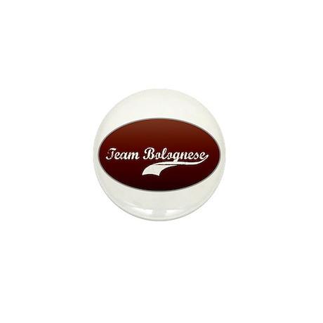 Team Bolognese Mini Button