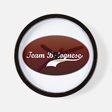 Team Bolognese Wall Clock