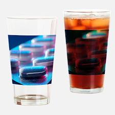 Ciprofloxacin antibiotics Drinking Glass