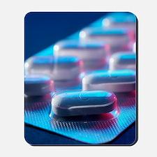 Ciprofloxacin antibiotics Mousepad
