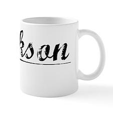 Clarkson, Vintage Mug