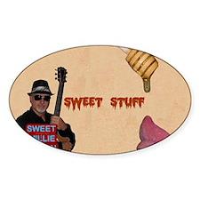 Sweet Willie Milton / Sweet Stuff P Decal