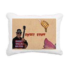 Sweet Willie Milton / Sw Rectangular Canvas Pillow