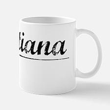 Christiana, Vintage Mug