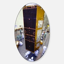 TerraSAR-X satellite launch prepara Decal
