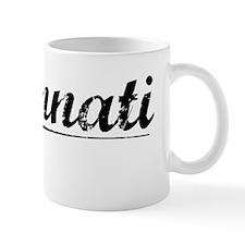 Cincinnati, Vintage Mug
