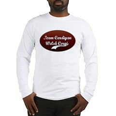 Team Cardigan Long Sleeve T-Shirt