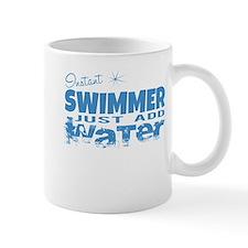Instant Swimmer Mugs